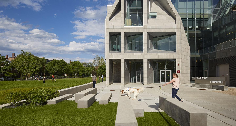 UChicago LAB School: Gordon Parks Arts Hall