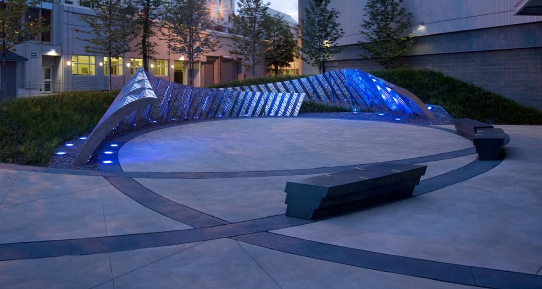 Horizon Garden Providence Civic Center Plaza Mikyoung