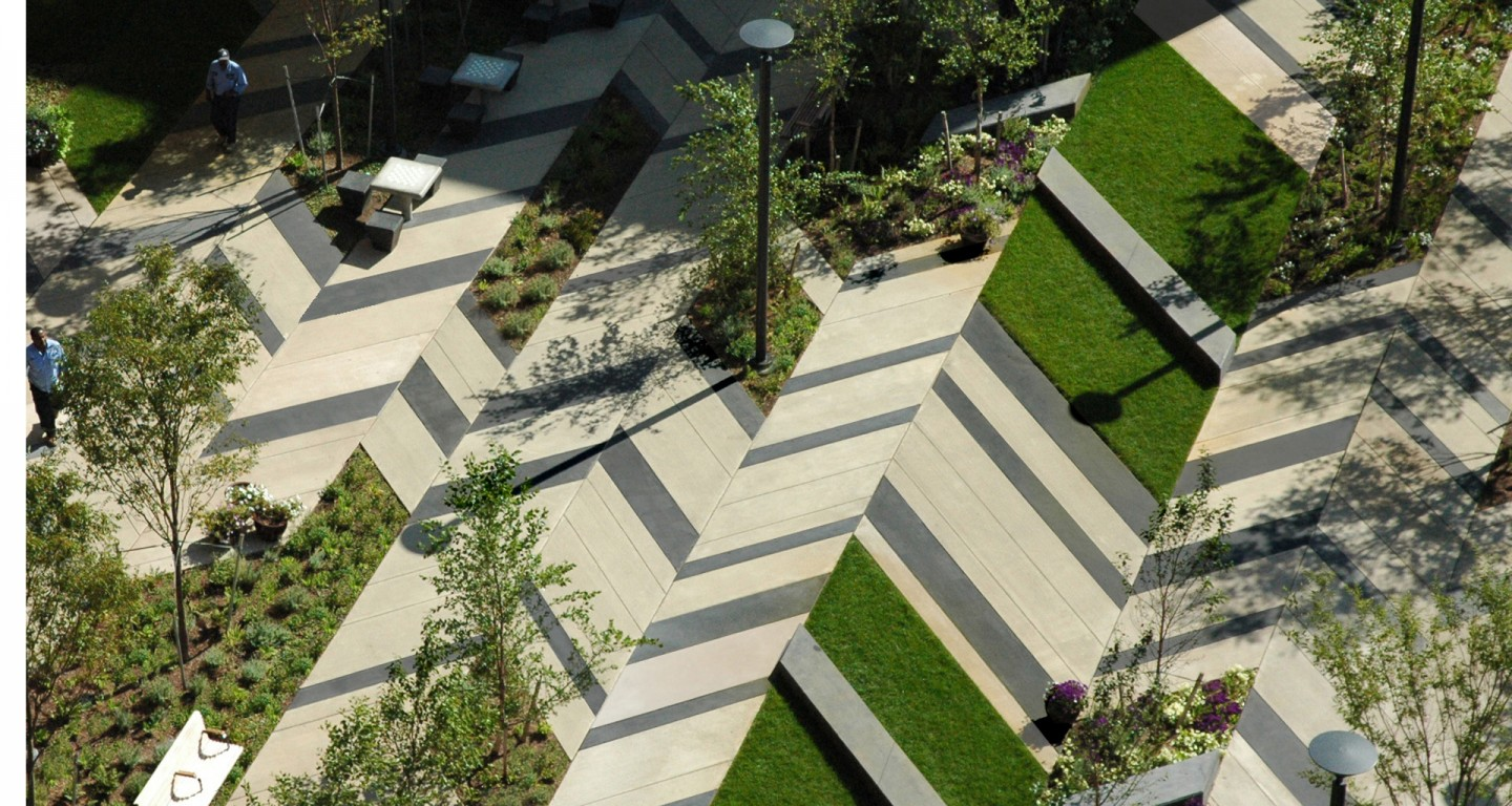 Urban residential landscape design for Residential landscape architecture