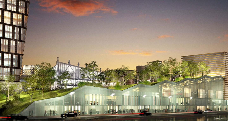 Songdo International Plaza