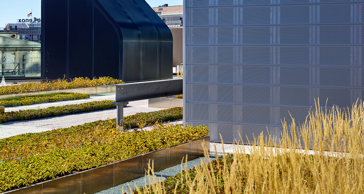 Hancock Tower Roof Garden | Mikyoung Kim Design   Landscape Architecture,  Urban Planning, Site Art