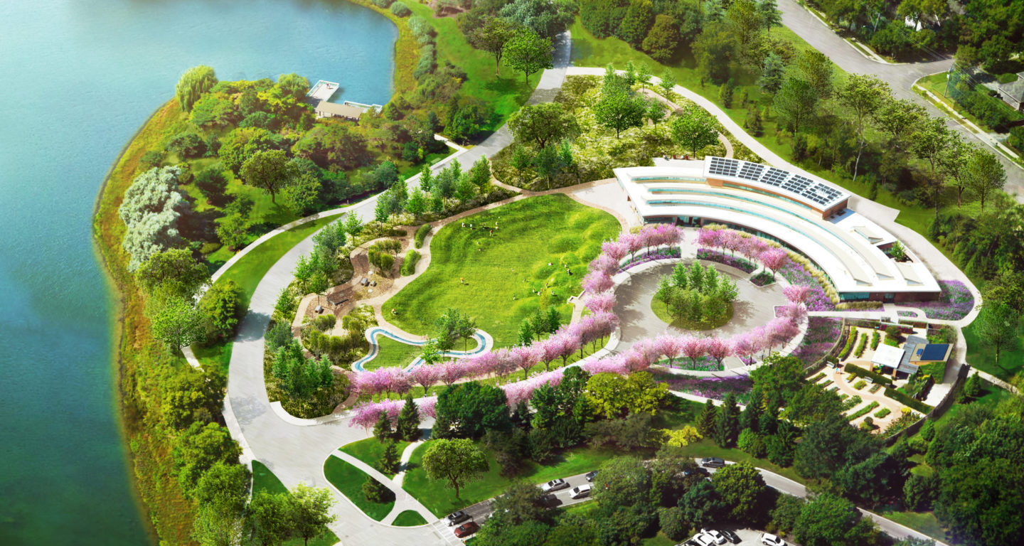 Chicago Botanic Garden Learning Campus | Mikyoung Kim ...