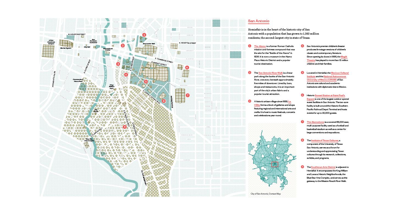 San Antonio Hemisfair Art Master Plan Mikyoung Kim