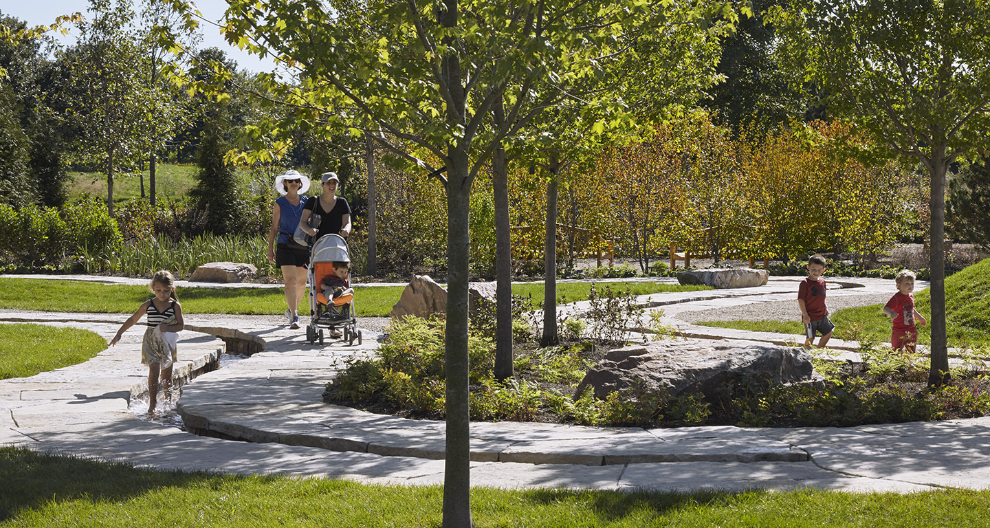 Chicago Botanic Garden Learning Campus | Mikyoung Kim Design ...
