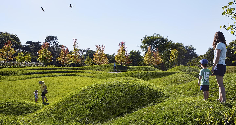 mikyoung kim design chicago botanic gardenmikyoung kim design