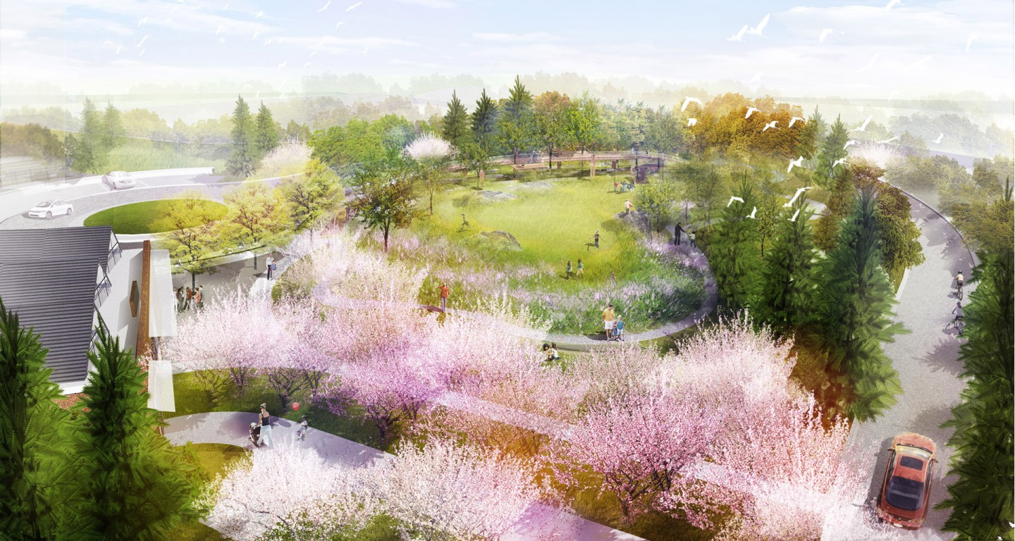 Mikyoung kim design chicago botanic gardenmikyoung kim for Botanical garden design
