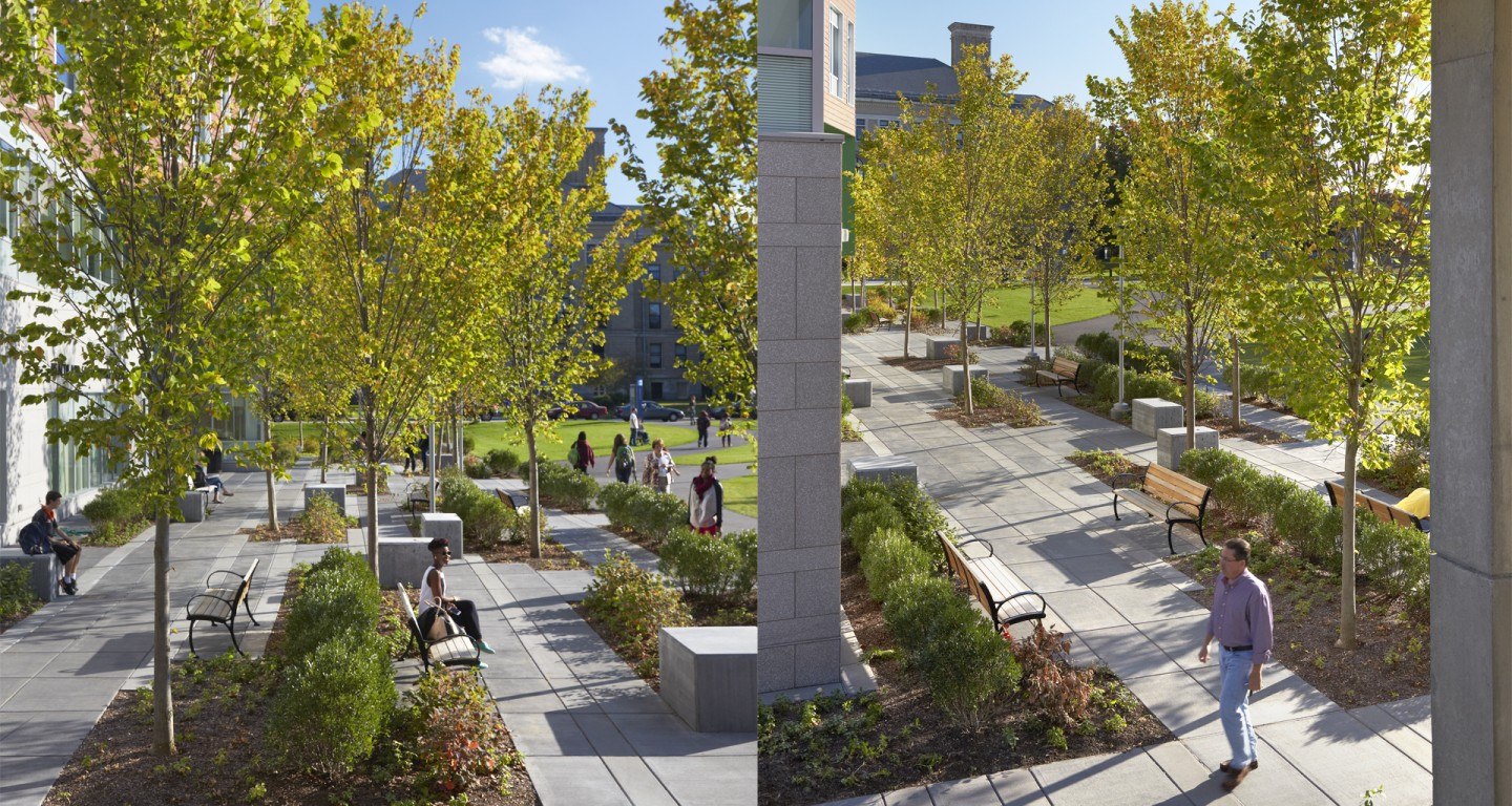 UMass Lowell: Humanities and Social Sciences Laboratory | Mikyoung Kim Design - Landscape ...