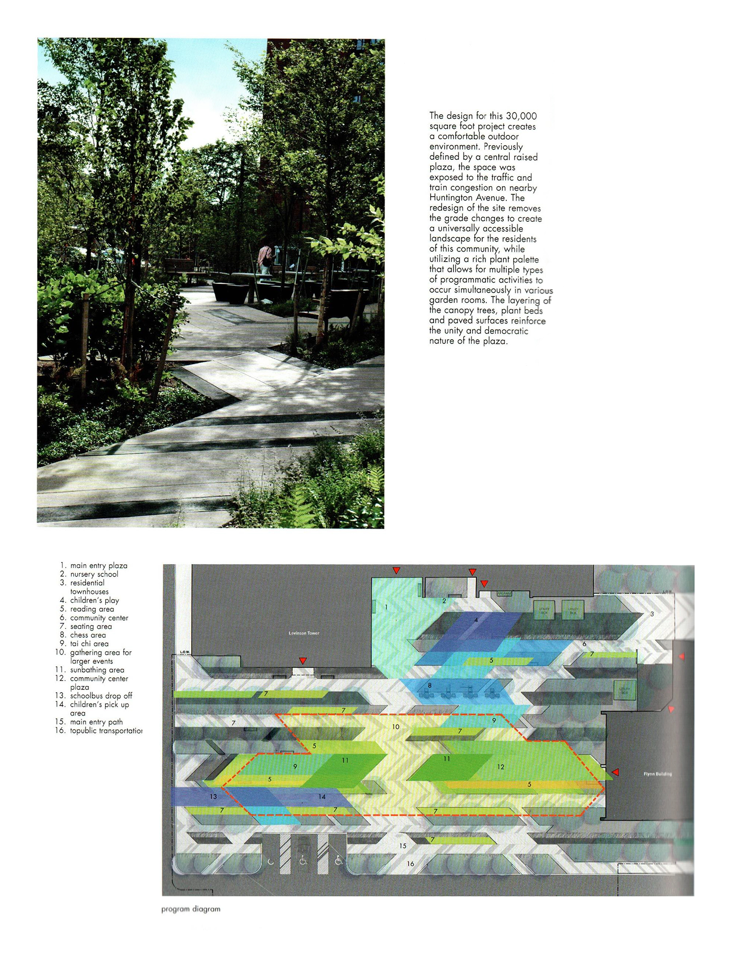 mikyoung kim design levinson plaza in mission park featured in